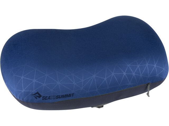 Sea to Summit Aeros Taie d'oreiller Normal, navy blue